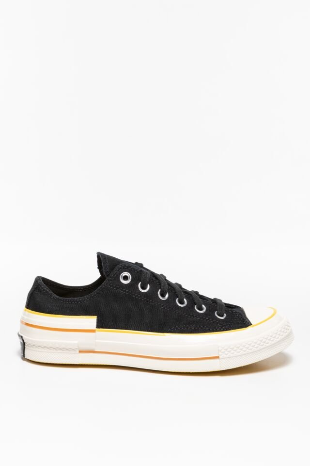 CONVERSE CHUCK TAYLOR ALL STAR 02C BLACK / SPEED YELLOW / EGRET