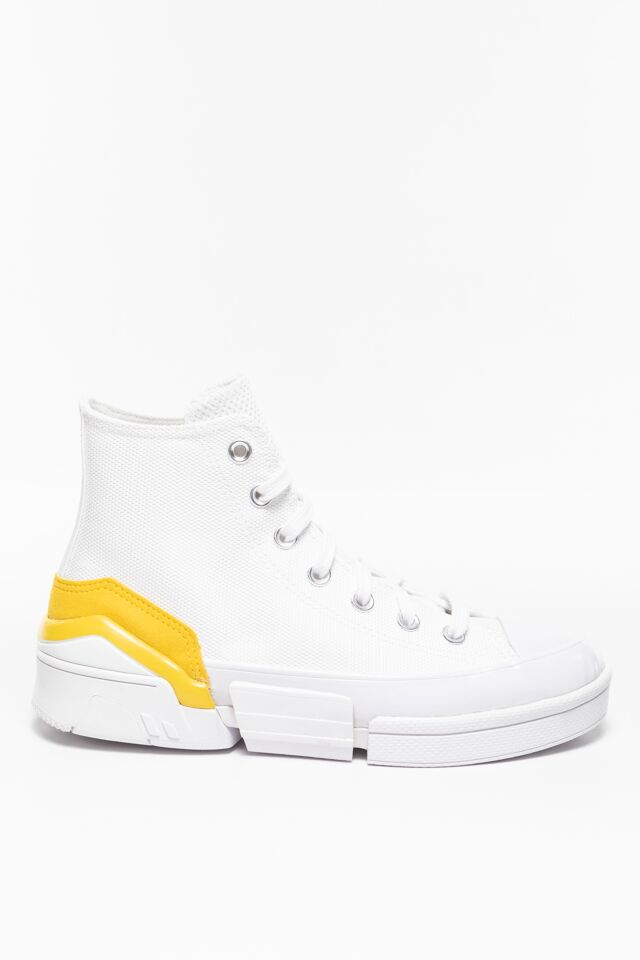 CONVERSE CHUCK TAYLOR ALL STAR 48C WHITE / SPEED YELLOW / BLACK