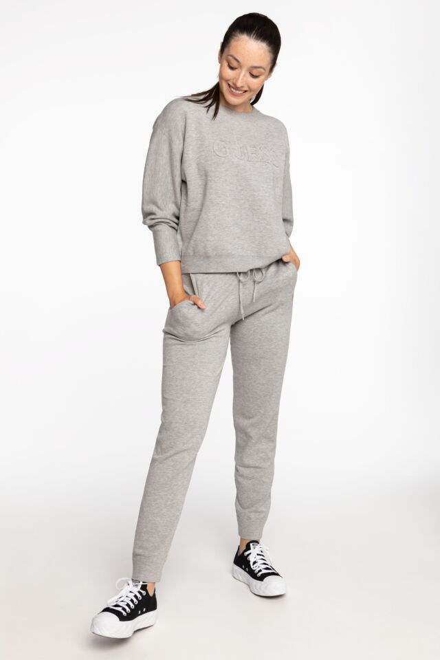 BASIC SWEATER PANT H905 Grey