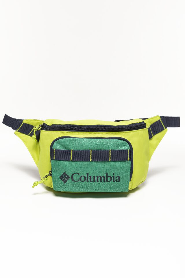 Zigzag Hip Pack 1890911-386 YELLOW/GREEN