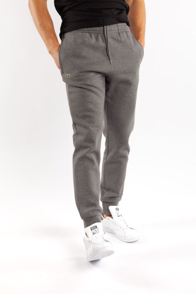 TRACKSUIT TROUSERS 050 GREY CHINE