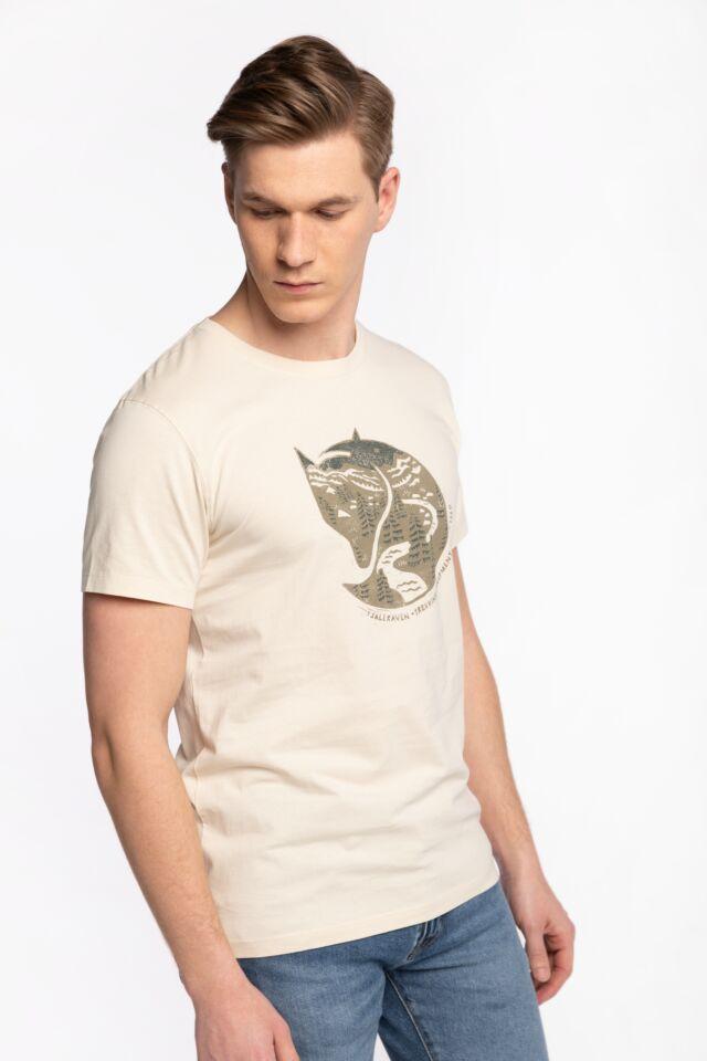Z KRÓTKIM RĘKAWEM Arctic Fox T-shirt M F87220-113