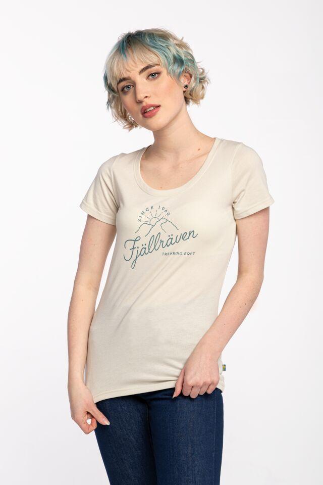 Z KRÓTKIM RĘKAWEM Sunrise T-shirt W F83530-113