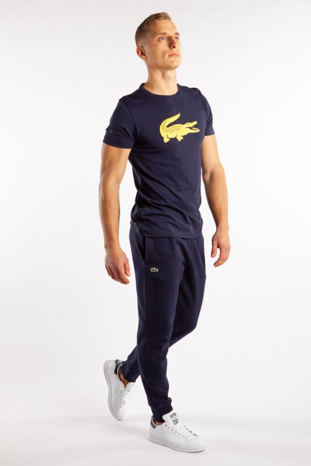 TRACKSUIT TROUSERS 166 NAVY BLUE
