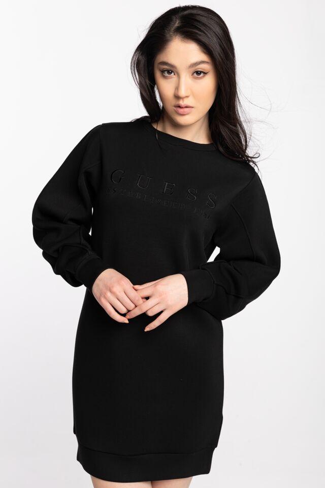 SUKIENKA SAMARAH DRESS W1RK00K7UW2-JBLK