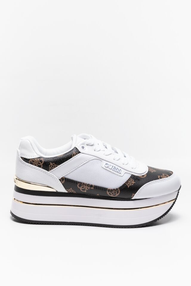 SNEAKERSY HANSIN/ACTIVE LADY/L FL5HNSFAL12-OFFWH