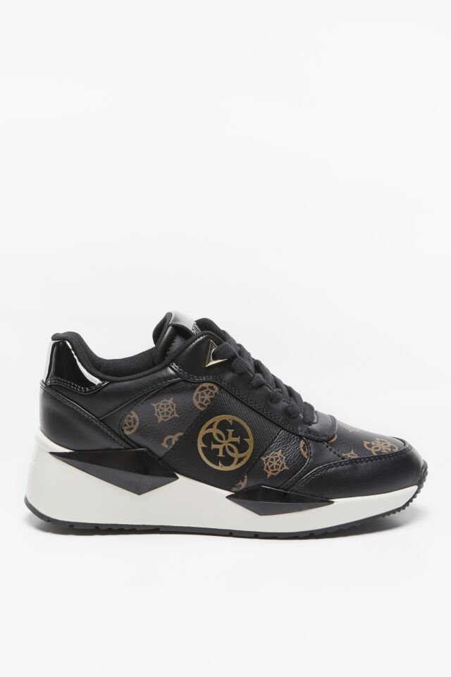 SNEAKERSY TESHA/ACTIVE LADY/LE FL5TESFAL12-BRBLK