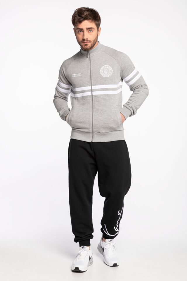 DMWU Cotton TT Grey Melange UNFR19-109