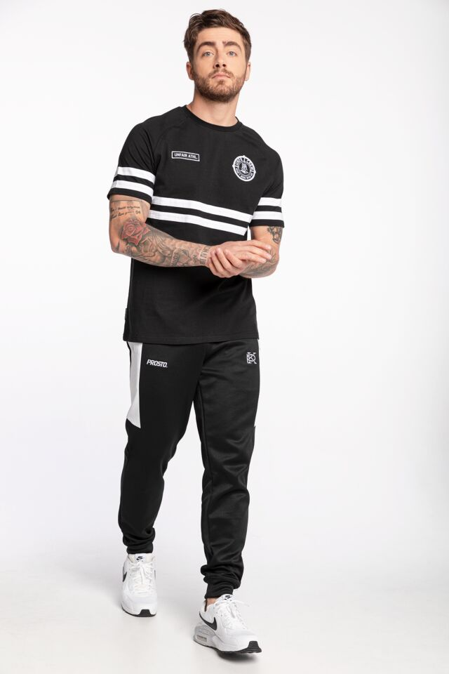 DMWU T-Shirt Black UNFR19-013