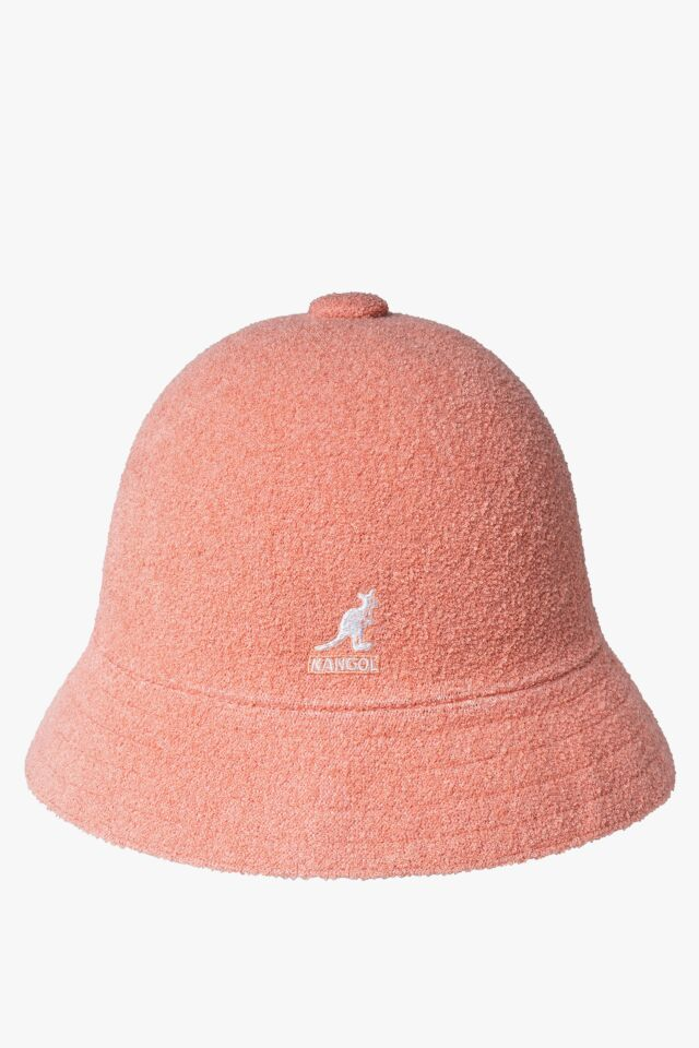 KAPELUSZ Bermuda Casual Peach Pink 0397BC-PP694
