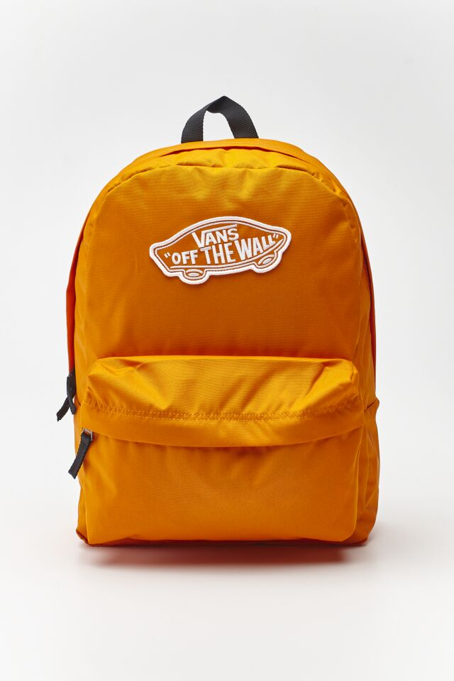 REALM BACKPACK PUB ORANGE