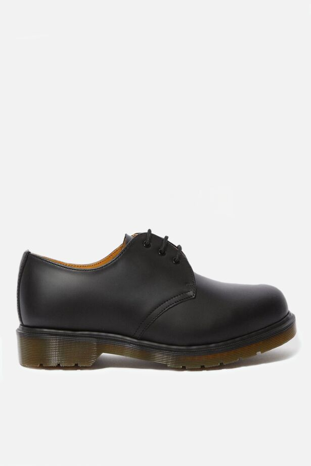 1461 PLAIN WELT SMOOTH LEATHER OXFORD SHOES BLACK