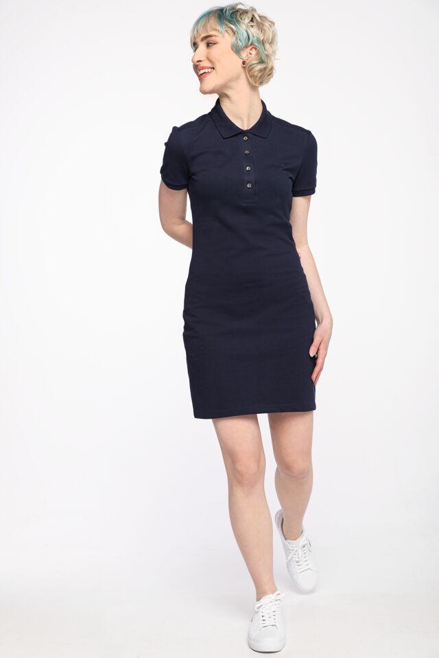 SUKIENKA Z KOŁNIERZYKIEM Women's dress EF5473-166