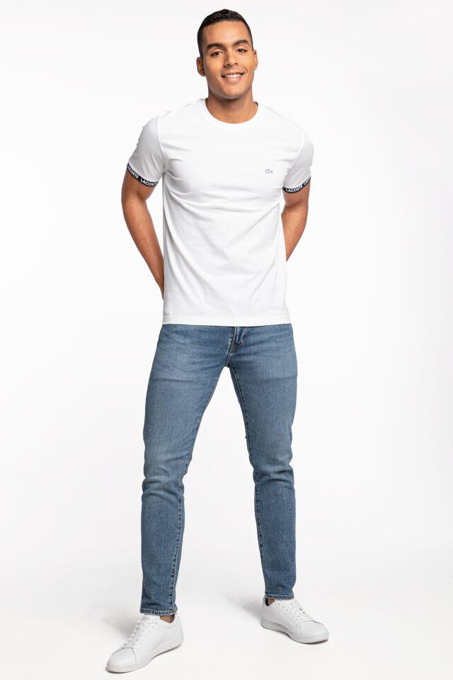 Z KRÓTKIM RĘKAWEM Men's tee-shirt TH0144-44B