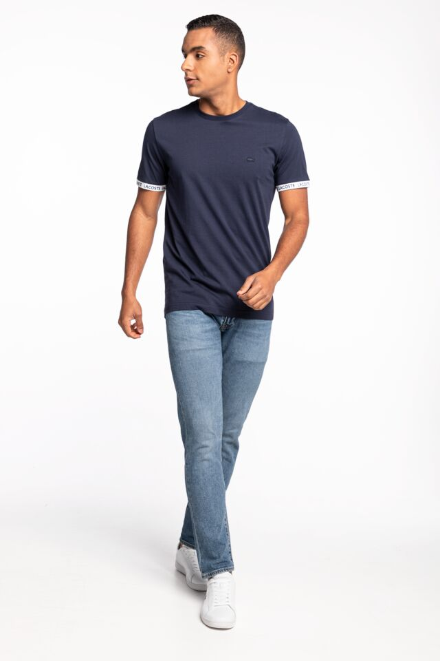 Z KRÓTKIM RĘKAWEM Men's tee-shirt TH0144-44L