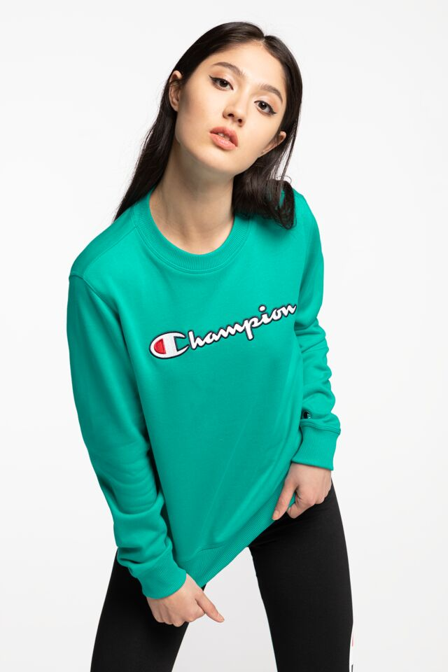 Crewneck Sweatshirt 113190-BS118 MINT