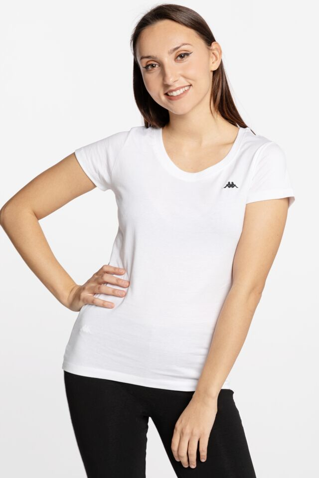 HALINA Women T-Shirt 308000-11-0601 WHITE