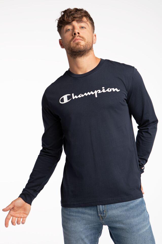 Crewneck Long Sleeve T-Shirt 214748-BS501