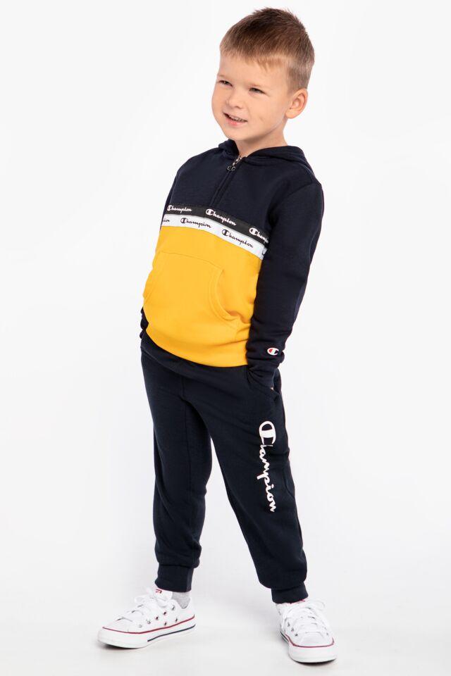 DZIECIĘCE Rib Cuff Pants 305363-BS501
