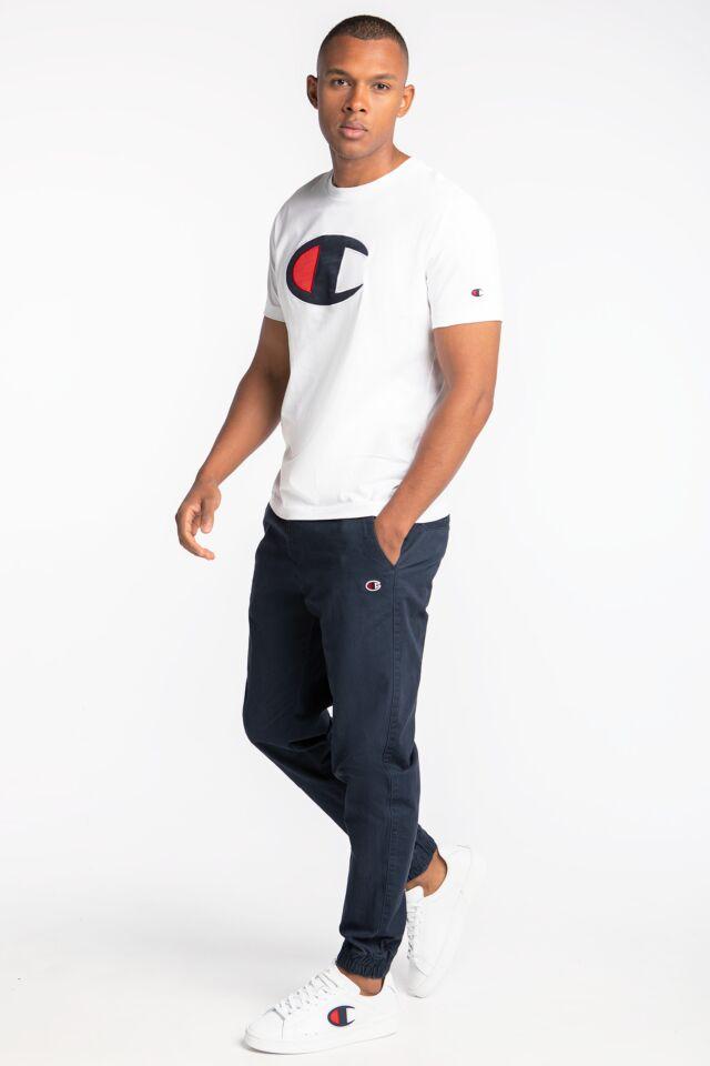 Elastic Cuff Pants 215193-BS538