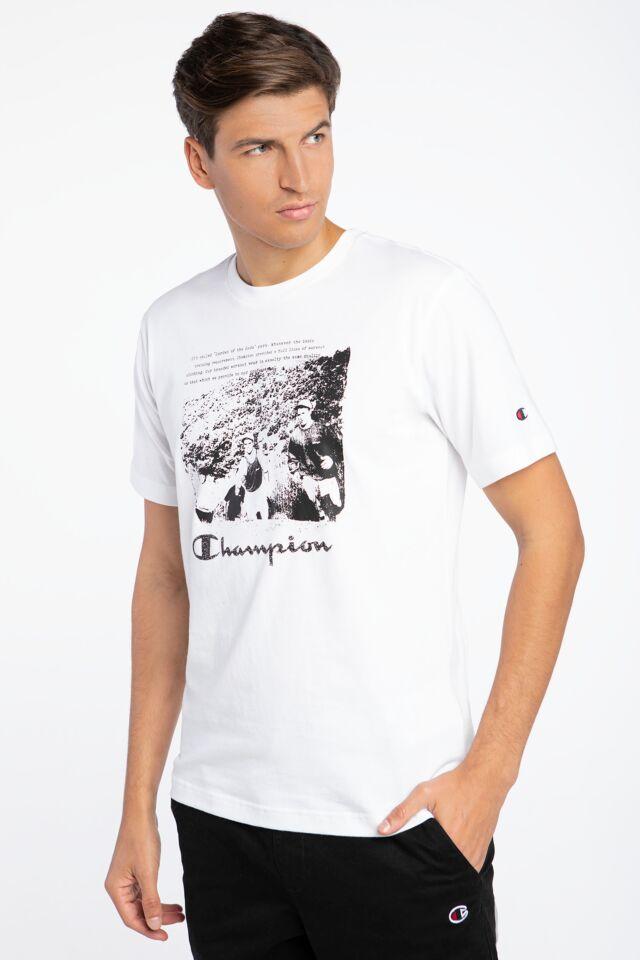 Crewneck T-Shirt 216962-WW001