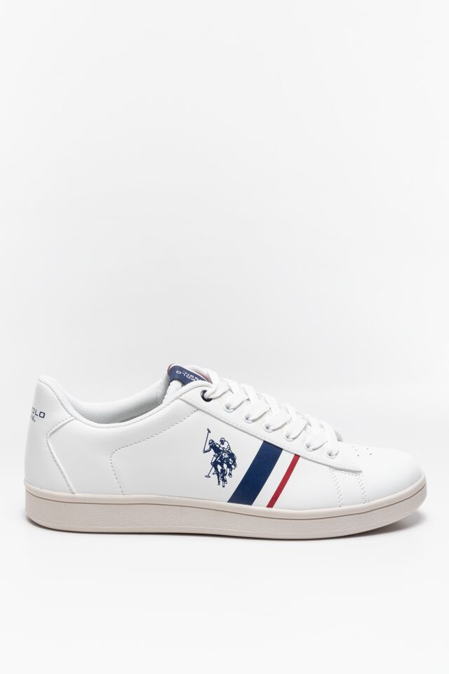 SNEAKER UOMO ALCOR4007S1/Y1 WHI-RED