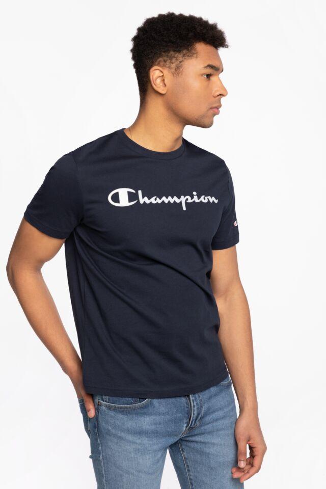 KOSZULKA Z KRÓTKIM RĘKAWEM Crewneck T-Shirt 214142-BS501
