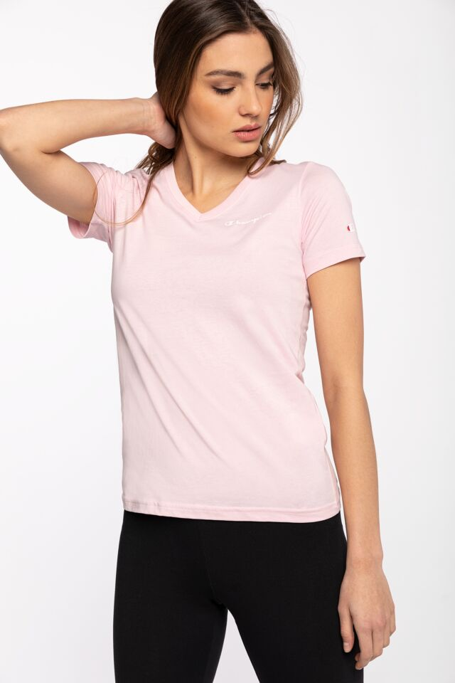 V-Neck T-Shirt 113331-PS063