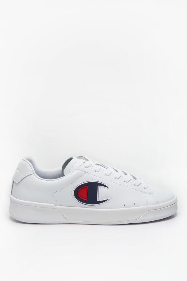 SNEAKERSY Low Cut Shoe COURT CLUB PATCH S21363-WW006