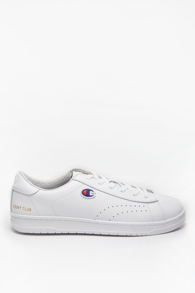 SNEAKERSY Low Cut Shoe COURT CLUB PATCH S21363-WW001