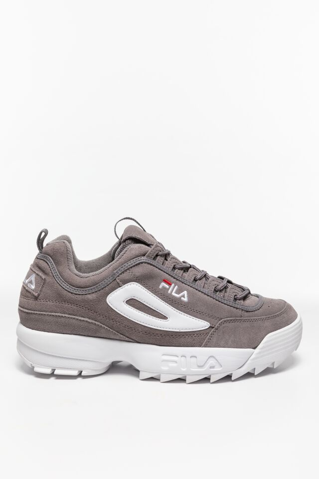 DISRUPTOR S LOW 6QW MONUMENT GREY