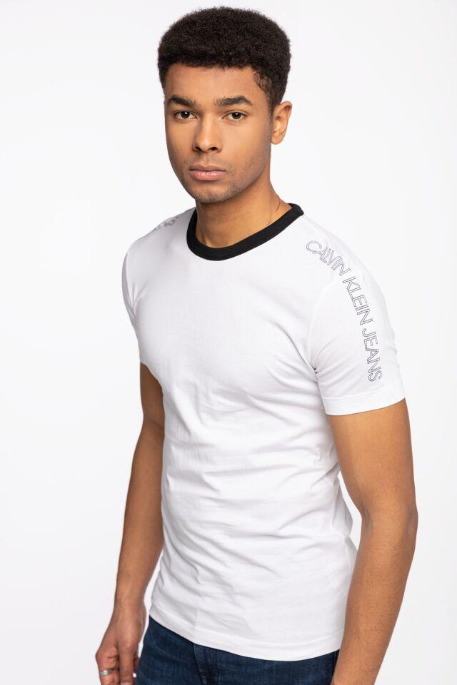 Z KRÓTKIM RĘKAWEM S/S T-Shirts J30J316456-YAF