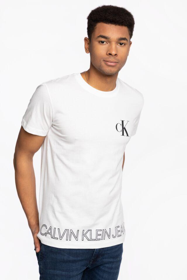 Z KRÓTKIM RĘKAWEM S/S T-Shirts J30J316457-YAF