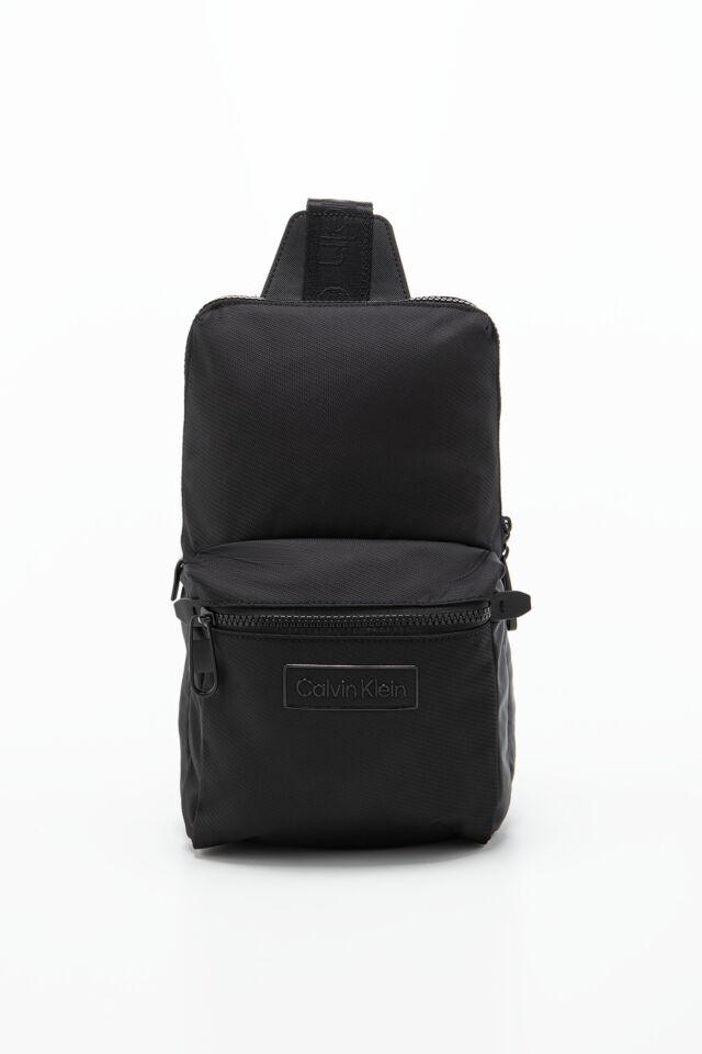 C K CODE SLING BAG K50K507336BAX
