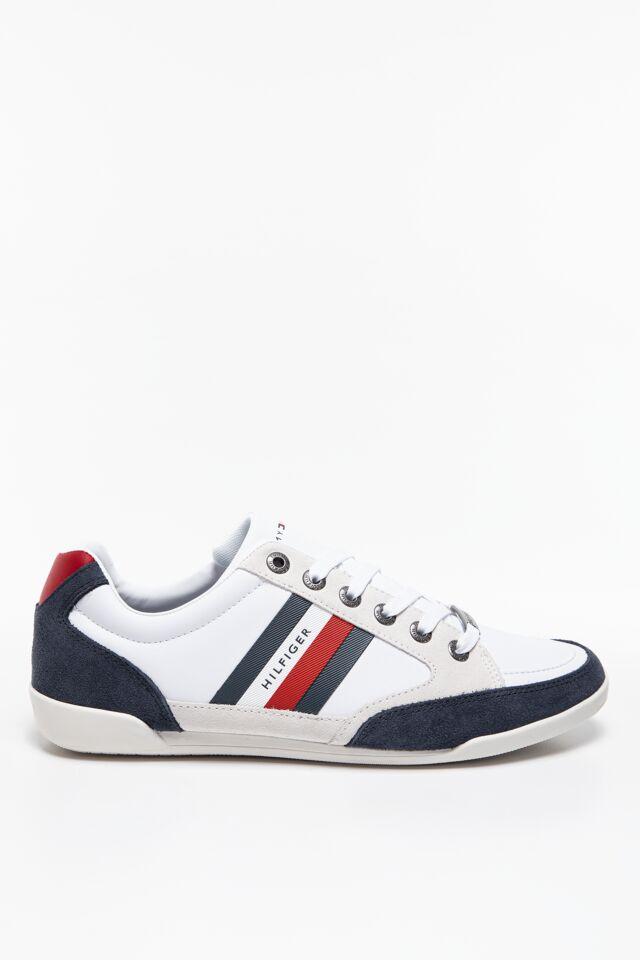 Cupsole Sneaker FM0FM02989-YBR WHITE