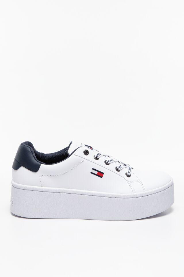 Cupsole Sneaker EN0EN01113-YBR WHITE