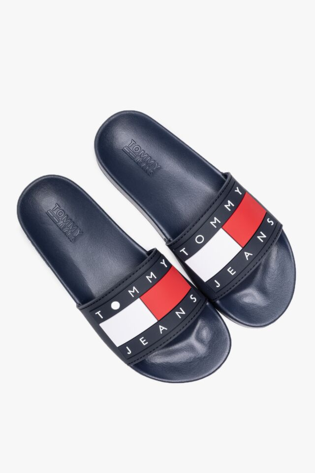 TOMMY JEANS FLAG POOL SLIDE EN0EN01378C87
