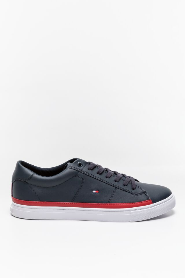 SNEAKERSY ESSENTIAL LEATHER SNEAKER FM0FM03394DW5