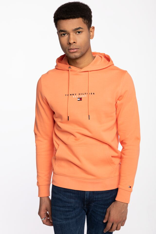 Z KAPTUREM ESSENTIAL TOMMY HOODY MW0MW17382SO2