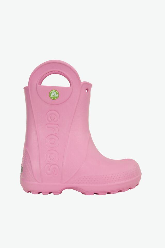 HANDLE RAIN  BOOT KIDS 12803-6I2 CARNATION