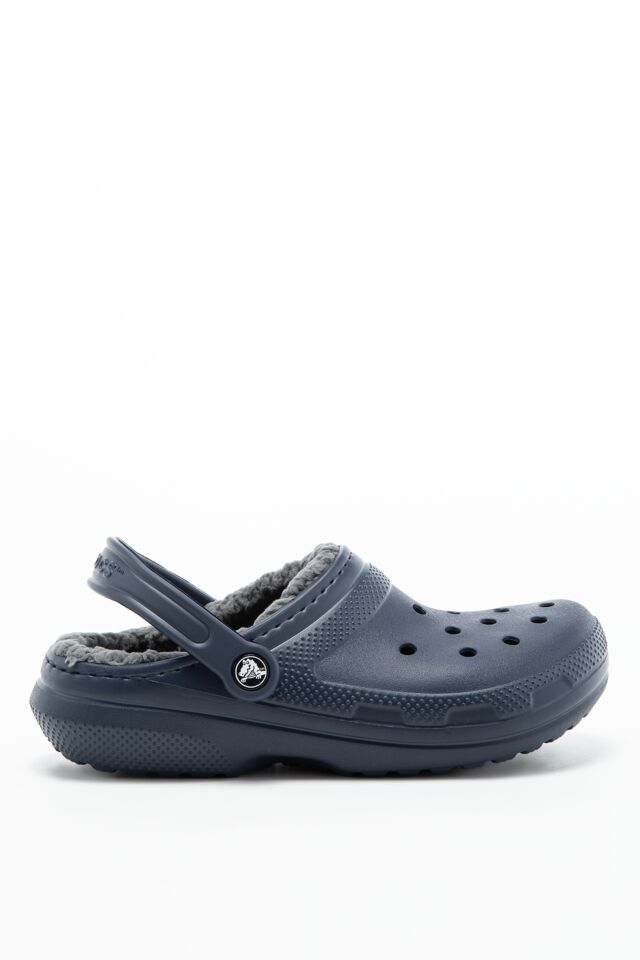 Classic Fuzz-Lined Clog 203591-459