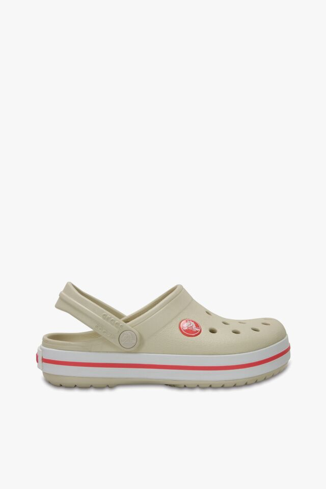 CROCBAND CLOG K STUCCO/MELON 204537-1AS