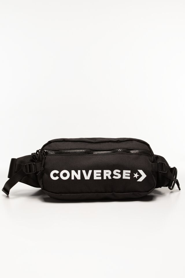 HIP PACK A01 BLACK/WHITE