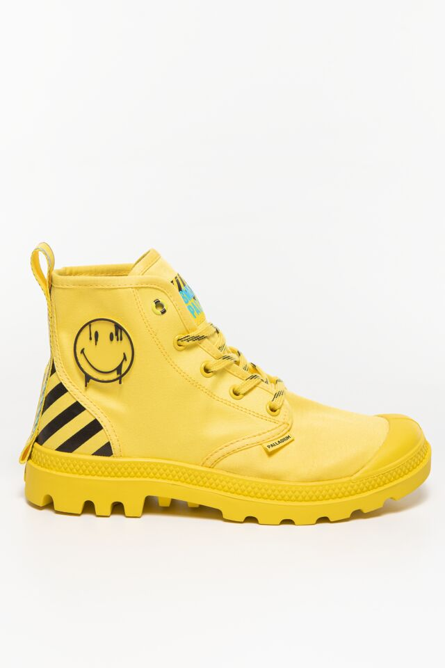 SMILEY DT U 881 YELLOW