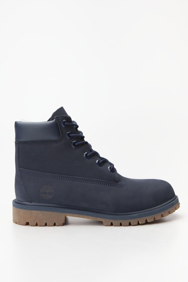 6 INCH PREMIUM WP BOOT 484 MEDIUM BLUE NUBUCK