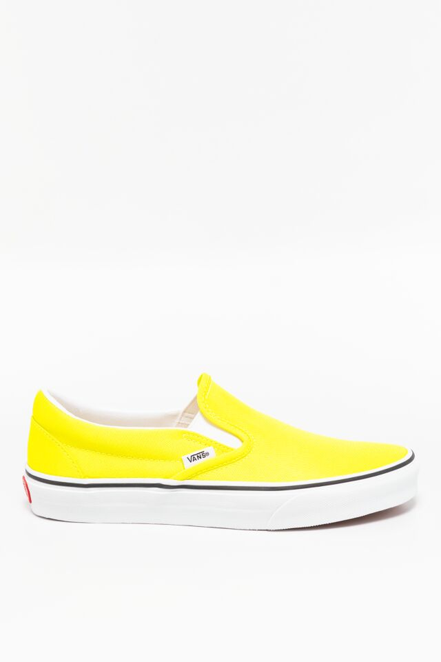 CLASSIC SLIP-ON WT7 NEON LEMON TONIC/TRUE WHITE