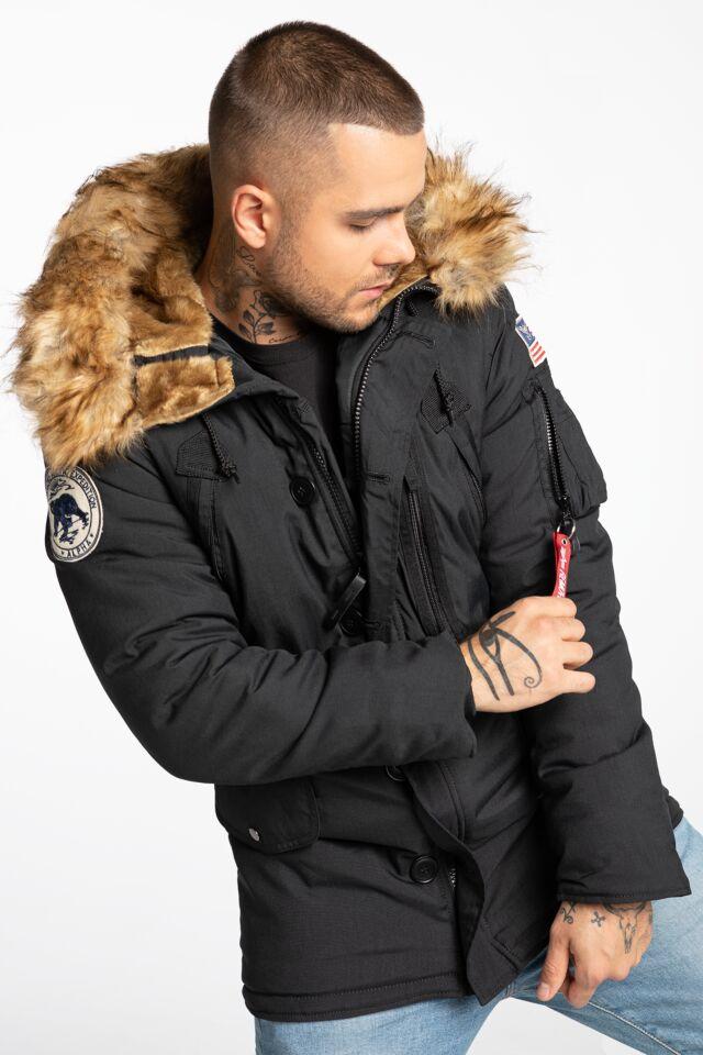 Polar Jacket 123144-03 BLACK