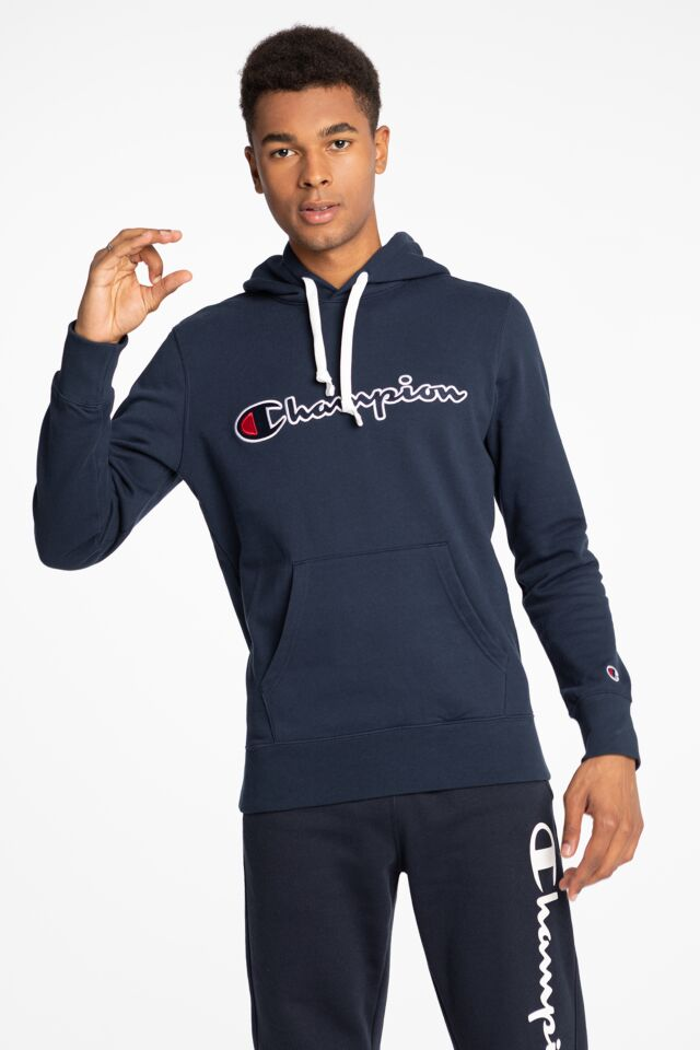 Hooded Sweatshirt 214718-BS538 NAVY
