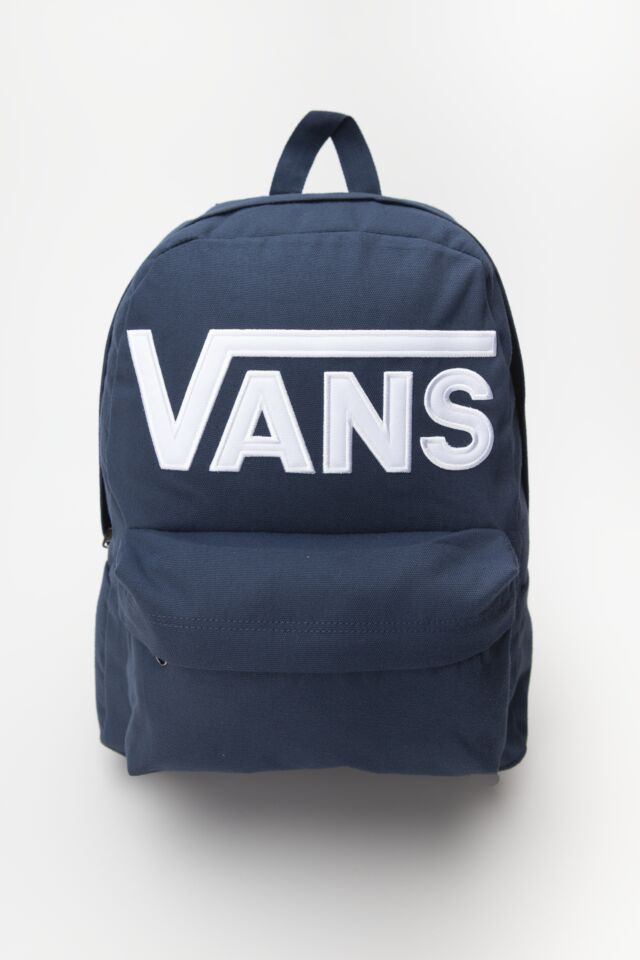Old Skool III Backpack Dress Blues/White