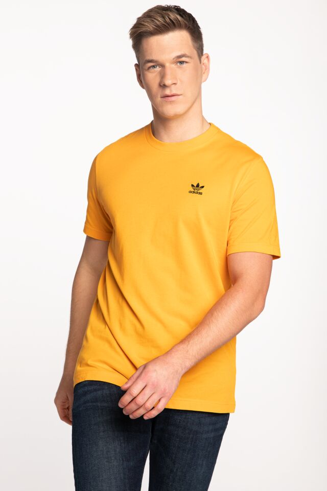 Essential Tee GD2536 YELLOW